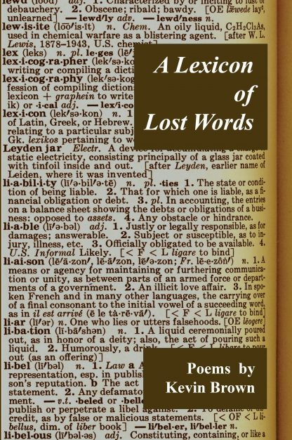A Lexicon of Lost Words